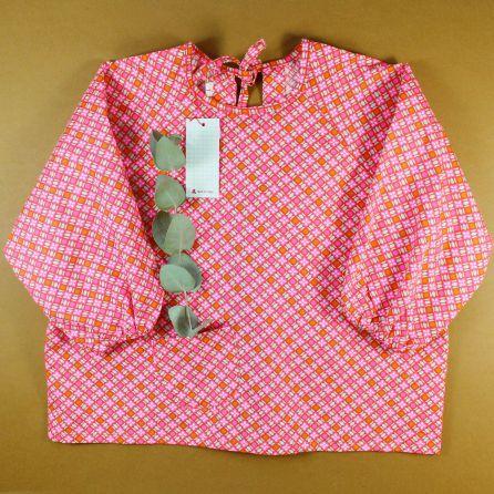 blouse tablier neuve 6 mois