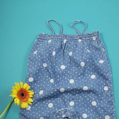 Combi-pantalon 6-12 mois