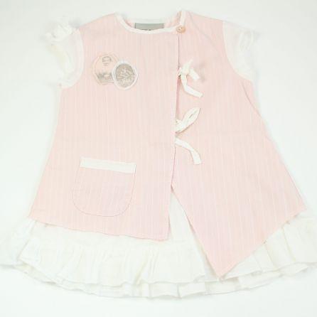 robe rose 6 mois