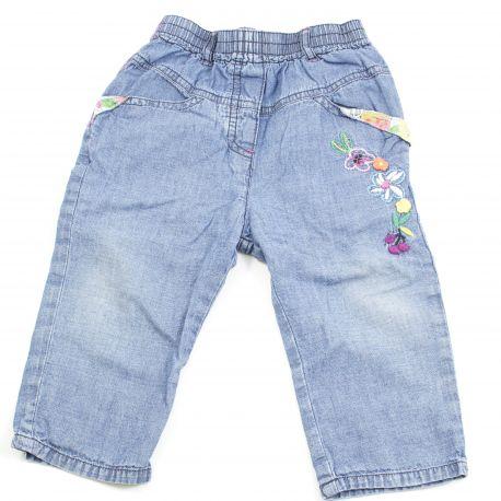 Jeans vintage 12 mois Catimini