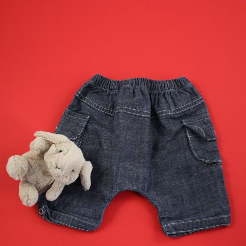Short denim 3 mois