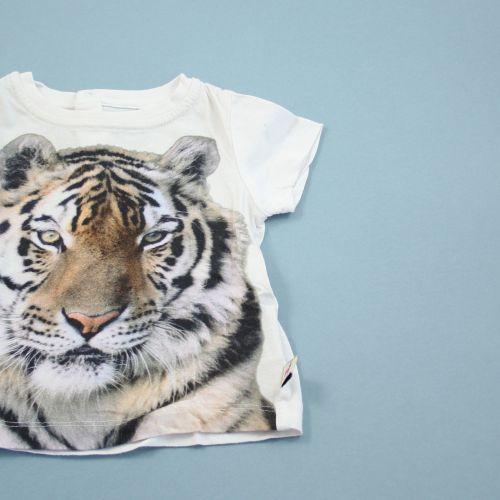 Tee shirt Tigre 6 mois