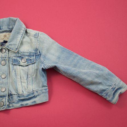 Veste en jeans 24 mois