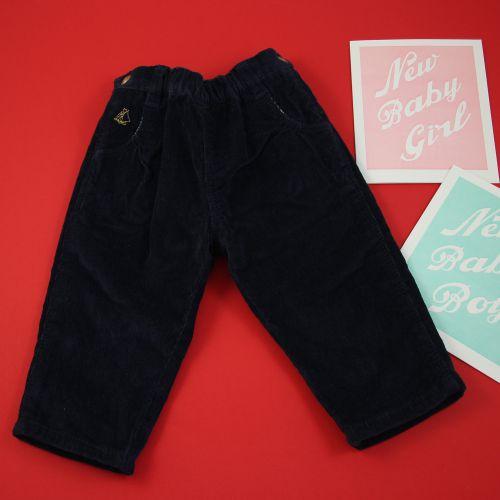 Pantalon velours 6 mois