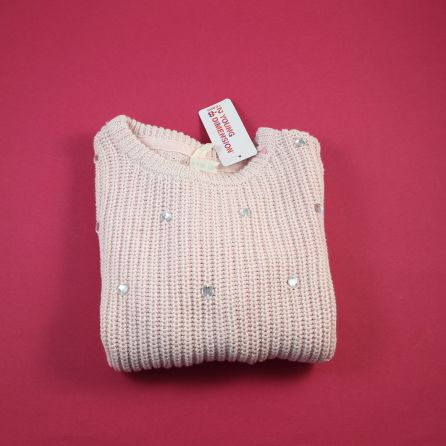 Pull neuf 4-5 ans