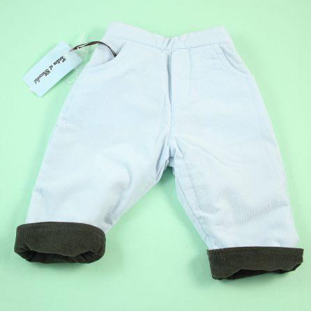 Pantalon neuf réversible 3 mois