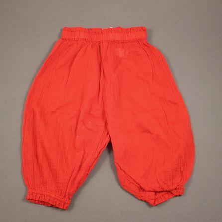 Pantalon rouge 6 mois