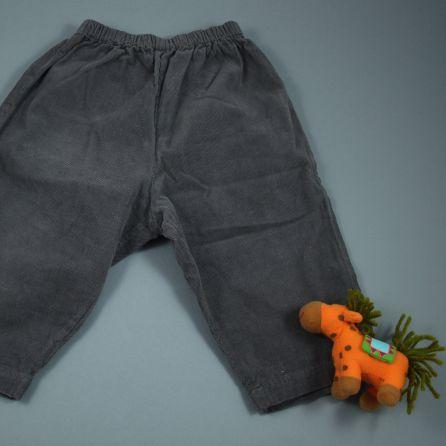Pantalon velours 12 mois