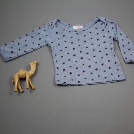 Tee-shirt étoiles 6 mois