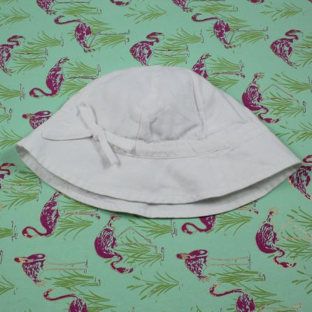 chapeau de soleil 12 mois T.47