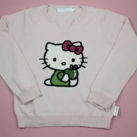 Pull hello kitty 6 ans