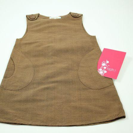 robe trapèze 12/18 mois