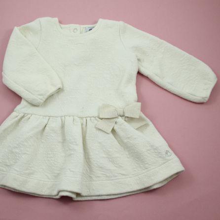 robe écrue 12 mois
