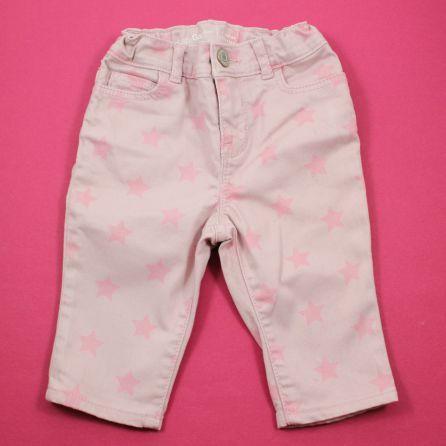 jeans étoile 6/12 mois