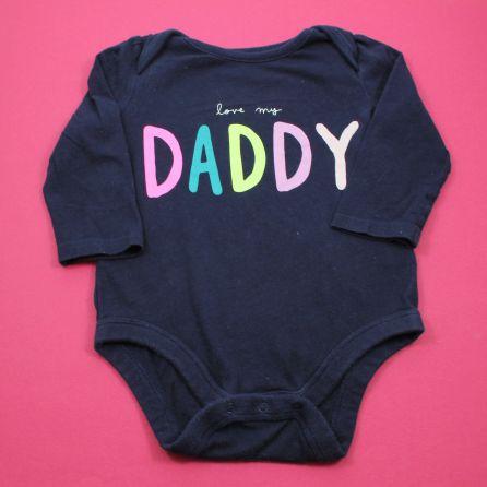 body daddy 6/12 mois
