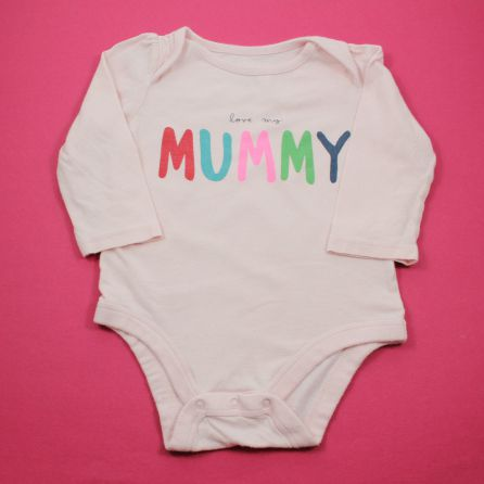 body mummy 6/12 mois
