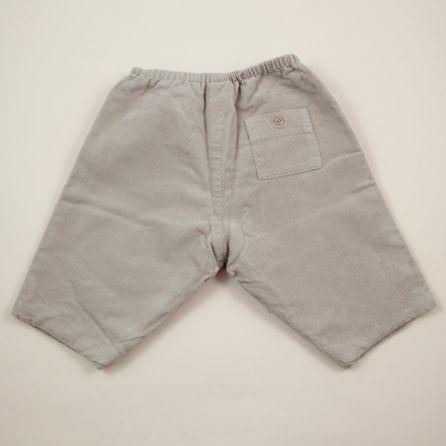 pantalon velours 3 mois