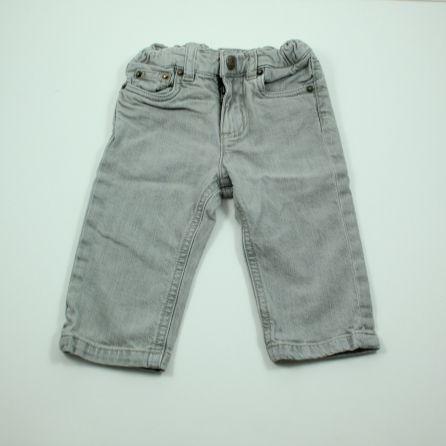 jeans gris 6 mois