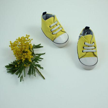 Tennis jaune 1er âge