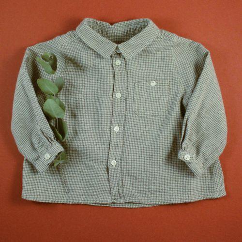 chemise d'hiver 12 mois