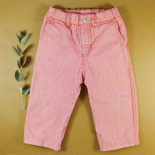 pantalon toile 18 mois