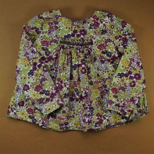 blouse Liberty 2 ans