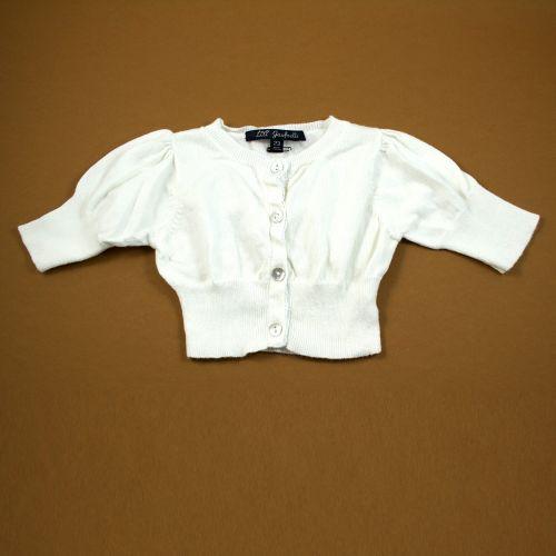 Gilet blanc 23 mois
