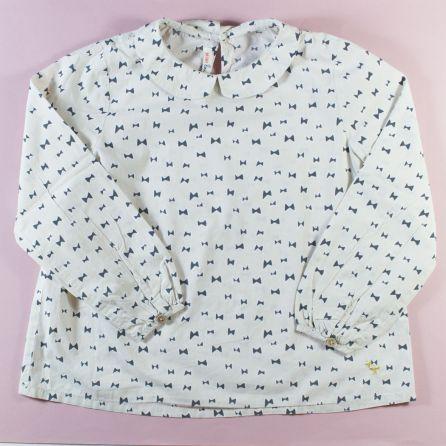 blouse 5/6 ans