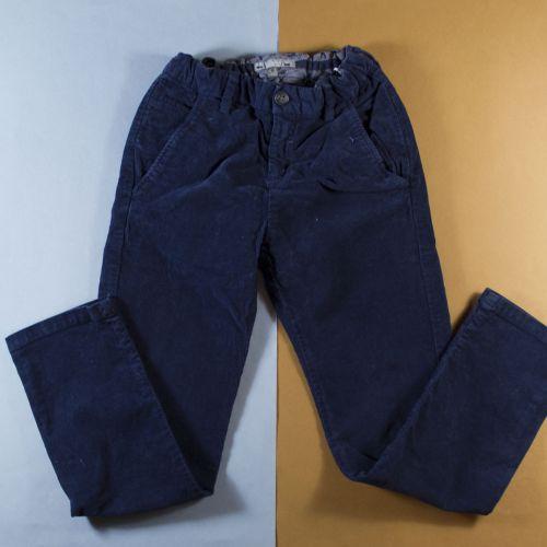 pantalon velours 8 ans