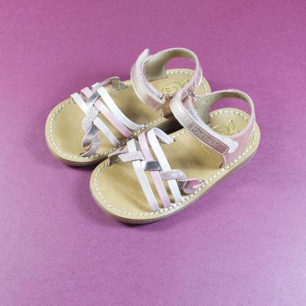 sandalettes neuves 24