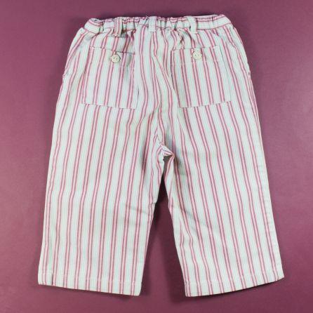 pantalon toile 12 mois