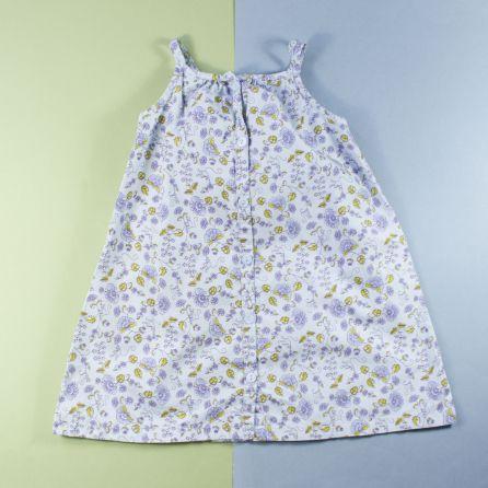 robe à bretelles 18 mois