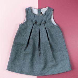 robe d'hiver 18 mois