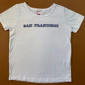 tee-shirt 6 ans