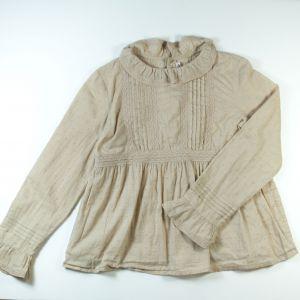 blouse plumetis 10 ans