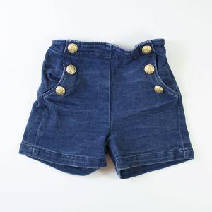 short jeans 8 ans