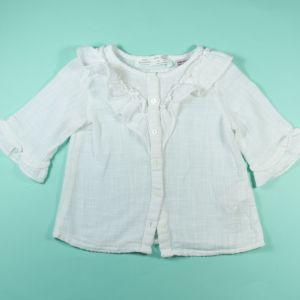 blouse 12/18 mois