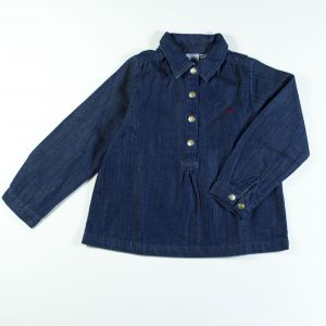 blouse denim 3 ans