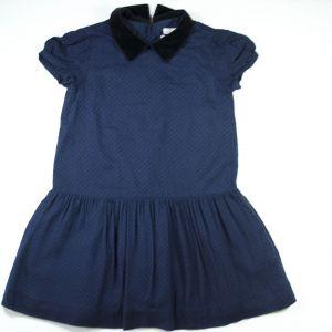 robe plumetis 6 ans