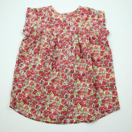 robe fleurie 6 mois
