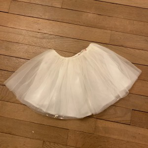 jupon tulle 4 ans