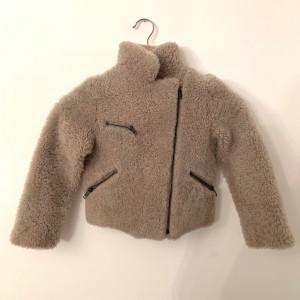 veste peau lainée 6 ans
