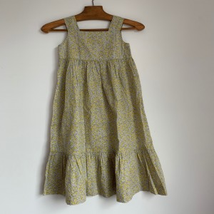robe liberty 4 ans