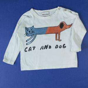 tee-shirt 6/12 mois