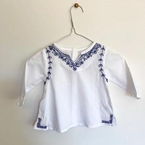 blouse neuve 9 mois
