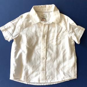 chemisette lin 4 ans