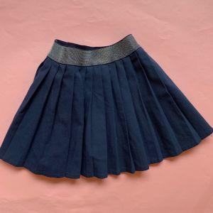 jupe plissée 6 ans