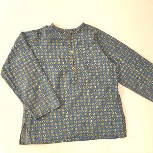 blouse 6 ans