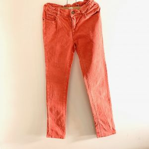 jeans velours 12 ans