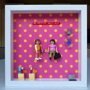 cadre Ma petite boutique